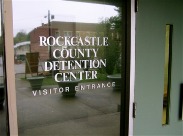 Nice image showing county detention center